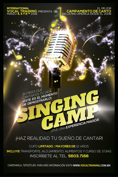 Clases de Canto - IVT Singing Camp