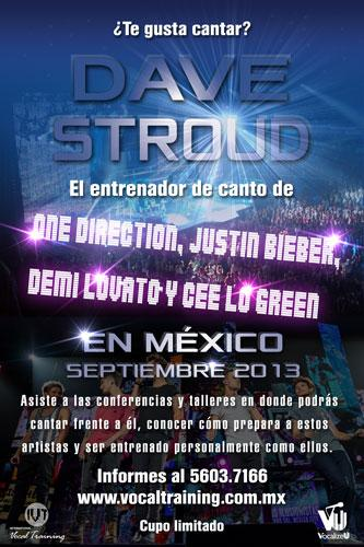 El vocal coach de One Direction y Justin Bieber en IVT