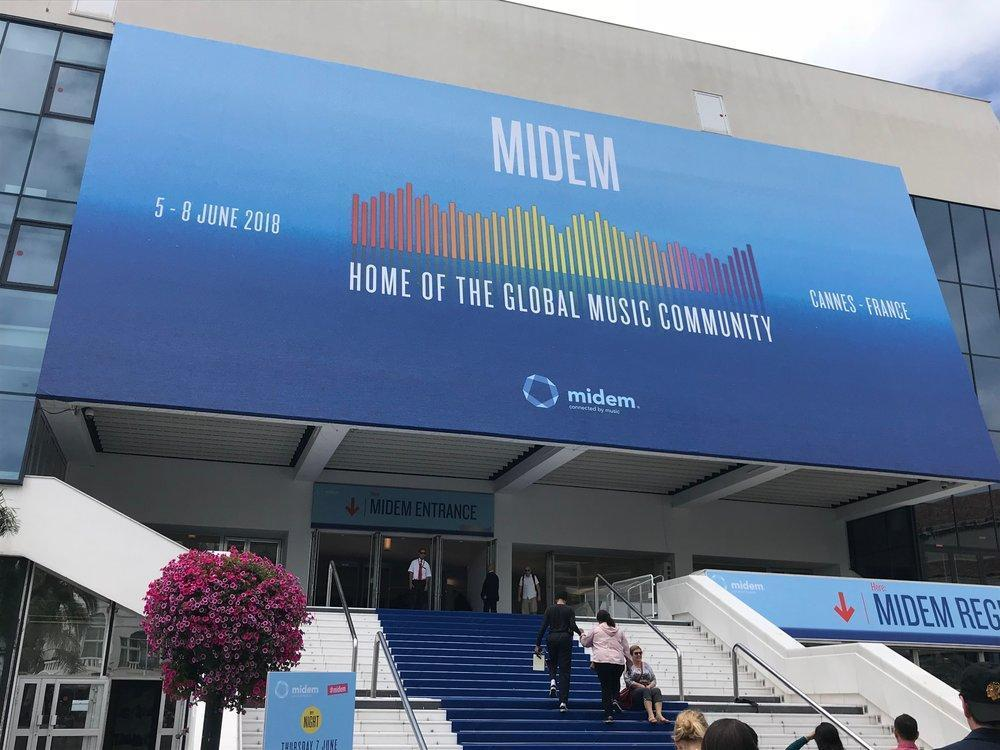 Midem Music Convention